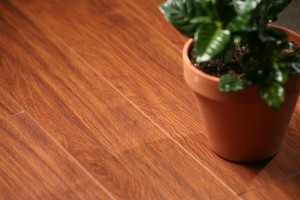 Handscraped Chestnut Flooring Installer 604-761-1518
